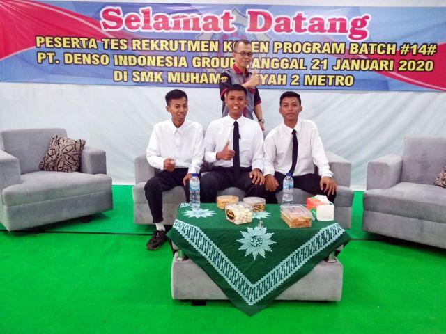 REKRUTMEN KOSEN PT.DENSO INDONESIA GRUP 2020