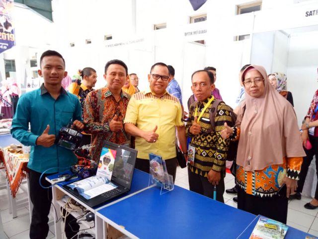 KAMP KREATIF SMK INDONESIA TAHUN 2019