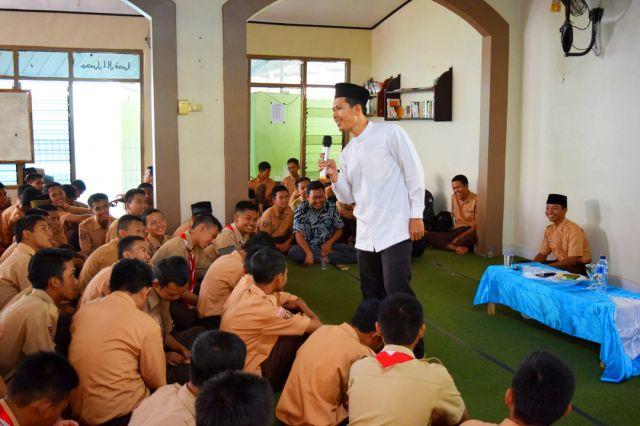 PERINGATAN MAULID NABI MUHAMMAD SAW DI SMK NEGERI 3 METRO TAHUN 2019