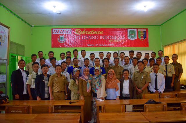 REKRUTMEN PT. DENSO INDONESIA KOSEN 13