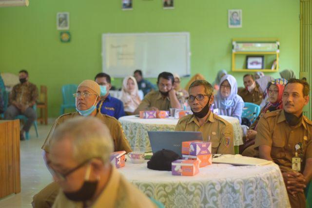 SOSIALISASI & PELAKSANAAN TEACHING FACTORY DI SMK N 3 METRO